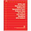 2012 NFPA 269: Standard Test Method for Developing Toxic Potency Data for Use in Fire Hazard Modeling