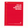 NFPA 297: Recommended Practice for Fire Fighting Equipment Preventive Measures Fire Signals and Fire Fighting Personnel in Metal Mines