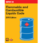 2015 NFPA 30 Code - Current Edition