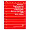 NFPA 302: Fire Protection Standard for Pleasure and Commercial Motor Craft, Prior Years
