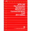 2015 NFPA 302: Fire Protection Standard for Pleasure and Commercial Motor Craft