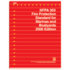 NFPA 303: Fire Protection Standard for Marinas and Boatyards, Prior Years