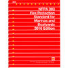 2016 NFPA 303: Fire Protection Standard for Marinas and Boatyards