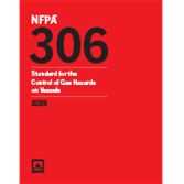 NFPA 306, Standard for the Control of Gas Hazards on Vessels