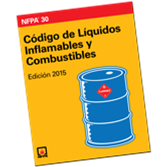 NFPA 30: Flammable and Combustible Liquids Code, Spanish