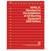 NFPA 31: Standard for the Installation of Oil-Burning Equipment, Prior Years