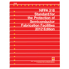 NFPA 318: Standard for the Protection of Semiconductor Fabrication Facilities, Prior Years