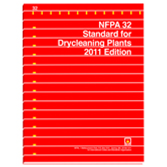 NFPA 32: Standard for Drycleaning Plants