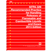 2015 NFPA 329: Recommended Practice for Handling Releases of Flammable and Combustible Liquids and Gases