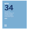 2021 NFPA 34 Standard - Current Edition