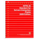 NFPA 36: Standard for Solvent Extraction Plants, Prior Years