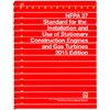 NFPA 37: Standard for the Installation and Use of Stationary Combustion Engines and Gas Turbines, 2015 Edition
