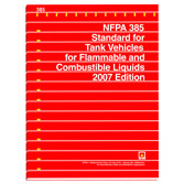 NFPA 385: Standard for Tank Vehicles for Flammable and Combustible Liquids, Prior Years