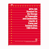 NFPA 395: Standard for the Storage of Flammable and Combustible Liquids at Farms and Isolated Sites