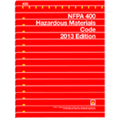 NFPA 400: Hazardous Materials Code, Prior Years