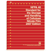 NFPA 40: Standard for the Storage and Handling of Cellulose Nitrate Film, Prior Years