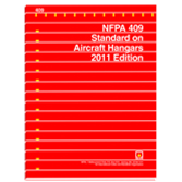 NFPA 409: Standard on Aircraft Hangars