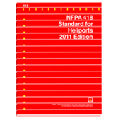 NFPA 418: Standard for Heliports, Prior Years
