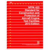 NFPA 423: Standard for Construction and Protection of Aircraft Engine Test Facilities, Prior Years