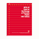 NFPA 42: Code for the Storage of Pyroxylin Plastic, Prior Years