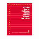 NFPA 430: Code for the Storage of Liquid and Solid Oxidizers, Prior Years
