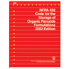 2002 NFPA 432: Code for the Storage of Organic Peroxide Formulations
