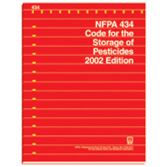NFPA 434: Code for the Storage of Pesticides