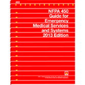 NFPA 450: Guide for Emergency Medical Services and Systems