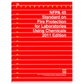 NFPA 45: Standard on Fire Protection for Laboratories Using Chemicals, Prior Years