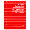 2011 NFPA 45: Standard on Fire Protection for Laboratories Using Chemicals