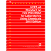 NFPA 45: Standard on Fire Protection for Laboratories Using Chemicals, 2015 Edition