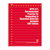 NFPA 471: Recommended Practice for Responding to Hazardous Materials Incidents, Prior Years