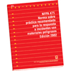 NFPA 471: Recommended Practice for Responding to Hazardous Materials Incidents, Spanish