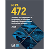 2018 NFPA 472 Standard - Current Edition