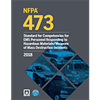 2018 NFPA 473 Standard - Current Edition