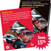 NFPA 473: Standard for Competencies for EMS Personnel Responding to Hazardous Materials/Weapons of M