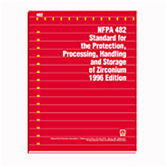 NFPA 482: Standard for the Production, Processing, Handling and Storage of Zirconium