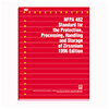NFPA 482: Standard for the Production, Processing, Handling and Storage of Zirconium, 1996 Edition