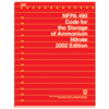 NFPA 490: Code for the Storage of Ammonium Nitrate, 2002 Edition