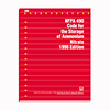 NFPA 490: Code for the Storage of Ammonium Nitrate, Prior Years