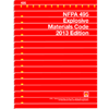 2013 NFPA 495: Explosive Materials Code
