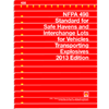 NFPA 498: Standard for Safe Havens and Interchange Lots for Vehicles Transporting Explosives, 2013 Edition