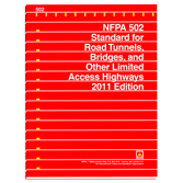 NFPA 502: Standard for Road Tunnels, Bridges, and Other Limited Access Highways, Prior Years