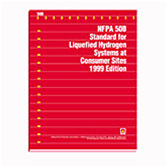 NFPA 50A: Standard for Liquefied Hydrogen Systems at Consumer Sites