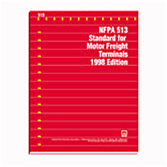 NFPA 513: Standard for Motor Freight Terminals