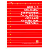 NFPA 51B: Standard for Fire Prevention During Welding, Cutting, and Other Hot Work, Prior Years