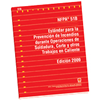 NFPA 51B: Standard for Fire Prevention During Welding, Cutting, and Other Hot Work, Spanish