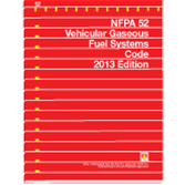 NFPA 52: Vehicular Gaseous Fuel Systems Code