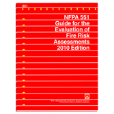 NFPA 551: Guide for the Evaluation of Fire Risk Assessments, Prior Years