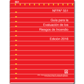 NFPA 551: Guide for the Evaluation of Fire Risk Assessments, Spanish